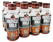 CYTOSPORT MUSCLE MILK PROTEINA LIQUIDA RTD 296ML 12 UN CHOCOLATE