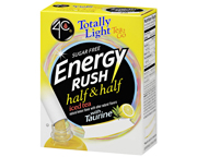 TEA 2 GO ENERGY RUSH VARIETY PACK LEMONADE + GREEN TEA BOX 24 UN