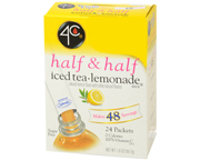 TEA 2 GO ICED TEA LEMONADE TE LIMONADA BOX 24 STIX