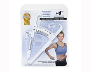 ACCUFITNESS MEDIDOR DE GRASA CALIPER ACCU-MEASURE FITNESS 3000