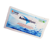 ACTION WIPES TOALLITAS HUMEDAS NATURALES DE LIMPIEZA 1 UN LARGE