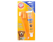 ARM & HAMMER ADVANCED PET CARE SET PASTA, CEPILLO DIENTES PERROS