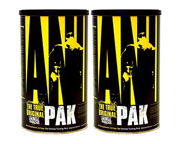 ANIMAL PAK COMPLEJO VITAMINICO 88 PACKETS CRECIMIENTO TWIN PACK