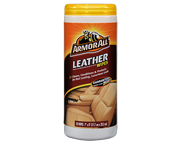 ARMOR ALL LEATHER WIPES TOALLITAS LIMPIEZA TAPIZ DE CUERO 24 UN