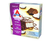 ATKINS ENDULGE PROTEIN BAR BARRAS PROTEINAS BOX 5 U CHOC COCONUT