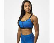 BETTER BODIES WOMENS HIGH INTENSITY BRA SOSTEN DEPORTIVO (M) BLU