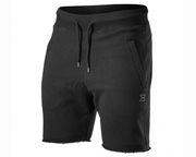 BETTER BODIES SHORTS ENTRENAMIENTO HUDSON SWEATSHORTS (L) BLACK