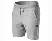 BETTER BODIES SHORTS ENTRENAMIENTO HUDSON SWEATSHORTS (L) GREY