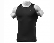 BETTER BODIES POLERA DEPORTIVA PERFORMANCE TANK (L) BLACK