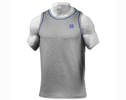 BETTER BODIES POLERA DEPORTIVA PERFORMANCE TANK (L) GREY MELANGE
