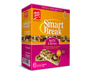YOURGOAL SMART BREAK MULTIGRAIN BAR BARRAS PROTEINAS 6 UN BERRIE