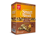 YOURGOAL SMART BREAK MULTIGRAIN BAR BARRAS PROTEINAS 12 UN CHOC