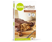 ZONE PERFECT PROTEIN BAR BARRAS DE PROTEINAS 12 UN DARK CHOCOLAT