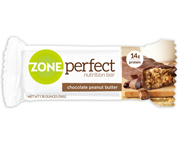 ZONE PERFECT PROTEIN BAR BARRAS DE PROTEINAS CHOC CARAMEL