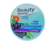 BEAUTY RENEW SPA BODY MOUSSE REDUCTOR CORPORAL Y ANTI CELULITIS