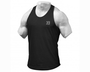 BETTER BODIES POLERA DEPORTIVA ESSENTIAL T-BACK (S) BLACK