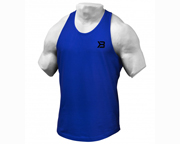BETTER BODIES POLERA DEPORTIVA ESSENTIAL T-BACK (XL) BLUE