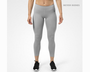 BETTER BODIES PANTALON WOMENS ASTORIA TIGHTS (XS) GREY MELANGE