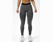 BETTER BODIES PANTALON WOMENS ASTORIA CURVE (XS) GRAPHITE MELANG