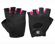 BETTER BODIES GUANTES WOMENS TRAINING GLOVES L BLACK/PINK