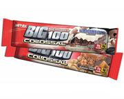 MET-Rx BIG 100 COLOSSAL HIGH PROTEIN BAR UNID PEANUT PRETZEL