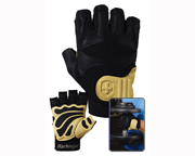 GUANTES ENTRENAMIENTO HARBINGER BIG GRIP II LIFTING GLOVES (M)