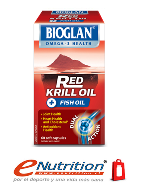 Enutrition for Is krill oil the same as fish oil