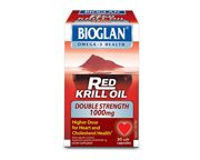 BIOGLAN RED KRILL OIL OMEGA 3 ACEITE DE KRILL 1000MG 30 CAPS