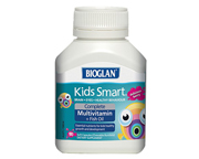 BIOGLAN KIDS SMART COMPLETE MULTIVITAMINICO PARA NIÑOS 50 CHEWS