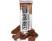BIOTECHUSA ZERO BAR HIGH PROTEIN BAR BARRAS PROTEINAS CHOCOLATE