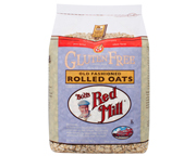 BOBS RED MILL WHOLE GRAIN ROLLED OATS AVENA SIN GLUTEN 907GR