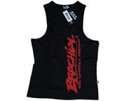 BRACHIAL POLERA DE ENTRENAMIENTO HEAT TANK-TOP (S) BLACK/RED