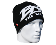 BRACHIAL GORRO HEAVY BEANIE BLACK/WHITE ONE SIZE