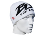 BRACHIAL GORRO HEAVY BEANIE WHITE/BLACK ONE SIZE