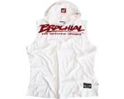 BRACHIAL POLERA DE ENTRENAMIENTO TRAIN TANK-TOP (M) WHITE