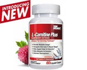 TOP SECRET L-CARNITINA PLUS RASPBERRY KETONES 60 LIQUICAPS