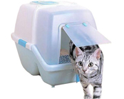 BAÑO SANITARIO PARA GATOS PORTATIL CAT LITTER BOX