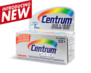 CENTRUM SILVER MULTIVITAMINICO Y MULTIMINERAL DE A-Z 30 TABS