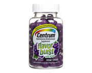 CENTRUM MULTIVITAMINICO FLAVOR BURST 60 CHEWS WILD GRAPE