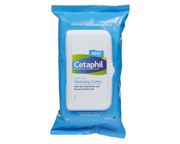 CETAPHIL GENTLE SKIN CLEANSING CLOTHS TOALLITAS LIMPIADORAS