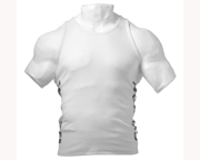 BETTER BODIES POLERA DEPORTIVA COLORADO RIB T-BACK (S) WHITE