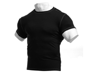BETTER BODIES POLERA DEPORTIVA COLORADO TEE (L) BLACK