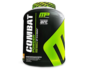 MUSCLE PHARM PROTEINA COMBAT PROTEIN POWDER 4 LBS CHOCOLATE
