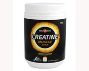 MUSASHI CREATINE MUSCLE STACK CREATINA 500 GR LEMON FLAVOUR