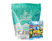 DAGOAT 100% LECHE DE CABRA DESCREMADA 1,8 KG + LEGO THE SIMPSONS
