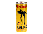 DARK DOG ENERGY DRINK BEBIDA ENERGIZANTE 250ML