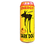 DARK DOG ENERGY DRINK BEBIDA ENERGIZANTE 568ML BIG SIZE