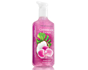JABON BATH & BODY WORKS DEEP CLEANSING HAND SOAP 236ML CARIBBEAN