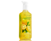 JABON BATH & BODY WORKS DEEP CLEANSING HAND SOAP 236ML LEMON