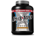 DYMATIZE PROTEINA ISO 100 WHEY PROTEIN ISOLATE 5 LBS COOKIES